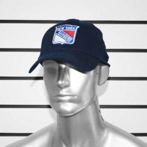 Купить бейсболку New York Rangers