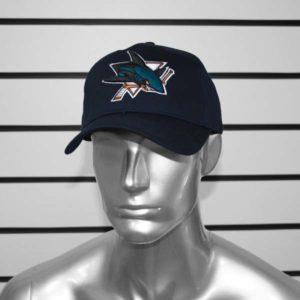 Купить бейсболку San Jose Sharks