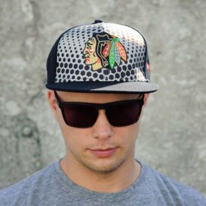 Купить бейсболку Chicago Blackhawks GS