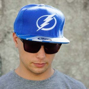 Бейсболка Tampa Bay Lightning YD (Синяя)