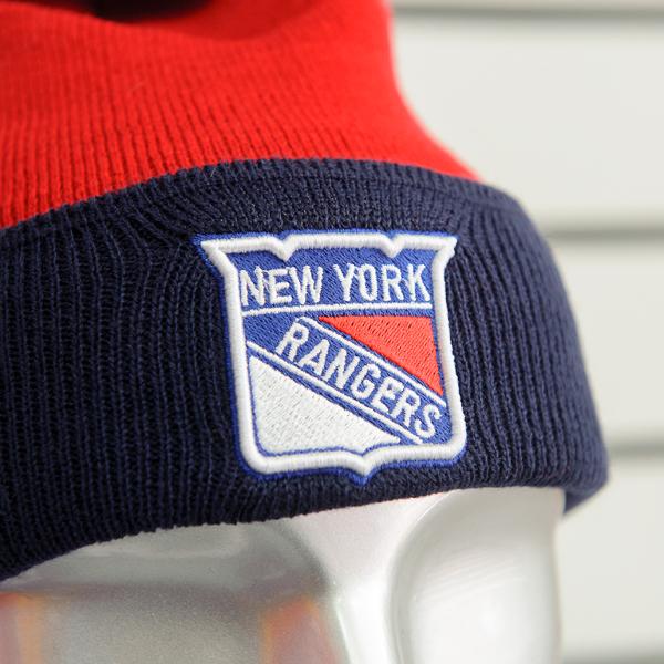 купить шапку New York Rangers