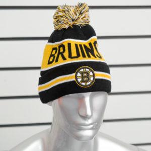 Купить шапку Boston Bruins