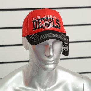 Купить зимнюю бейсболку New Jersey Devils