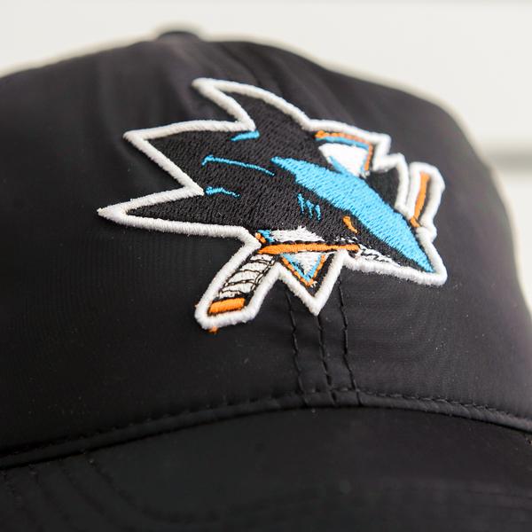 Купить зимнюю бейсболку San Jose Sharks