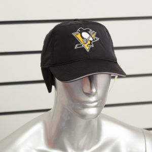 Купить зимнюю бейсболку Pittsburgh Penguins